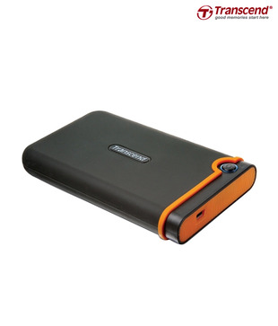 Transcend 500GB Portable HDD StoreJet 25M (USB 2.0)