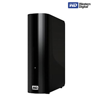 WD My Book Essential 3.5 Inch External Hard Disk (2TB)