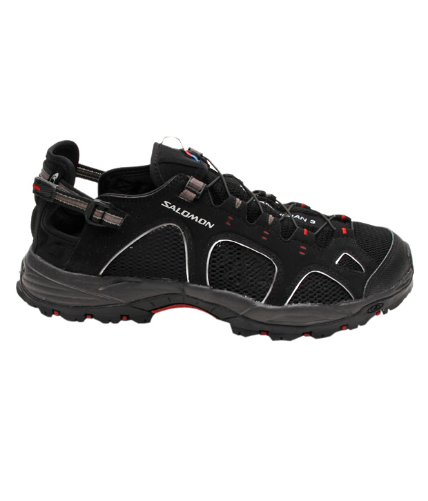 Salomon Techamphibian 3 Black Shoes