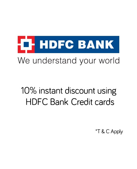 Snapdeal HDFC Bank Credit